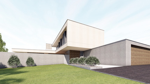 Entwurf Haus D - 001