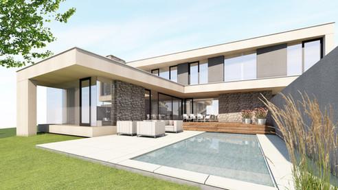 Entwurf Haus D - 002