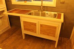 Mueble Lavaplatos