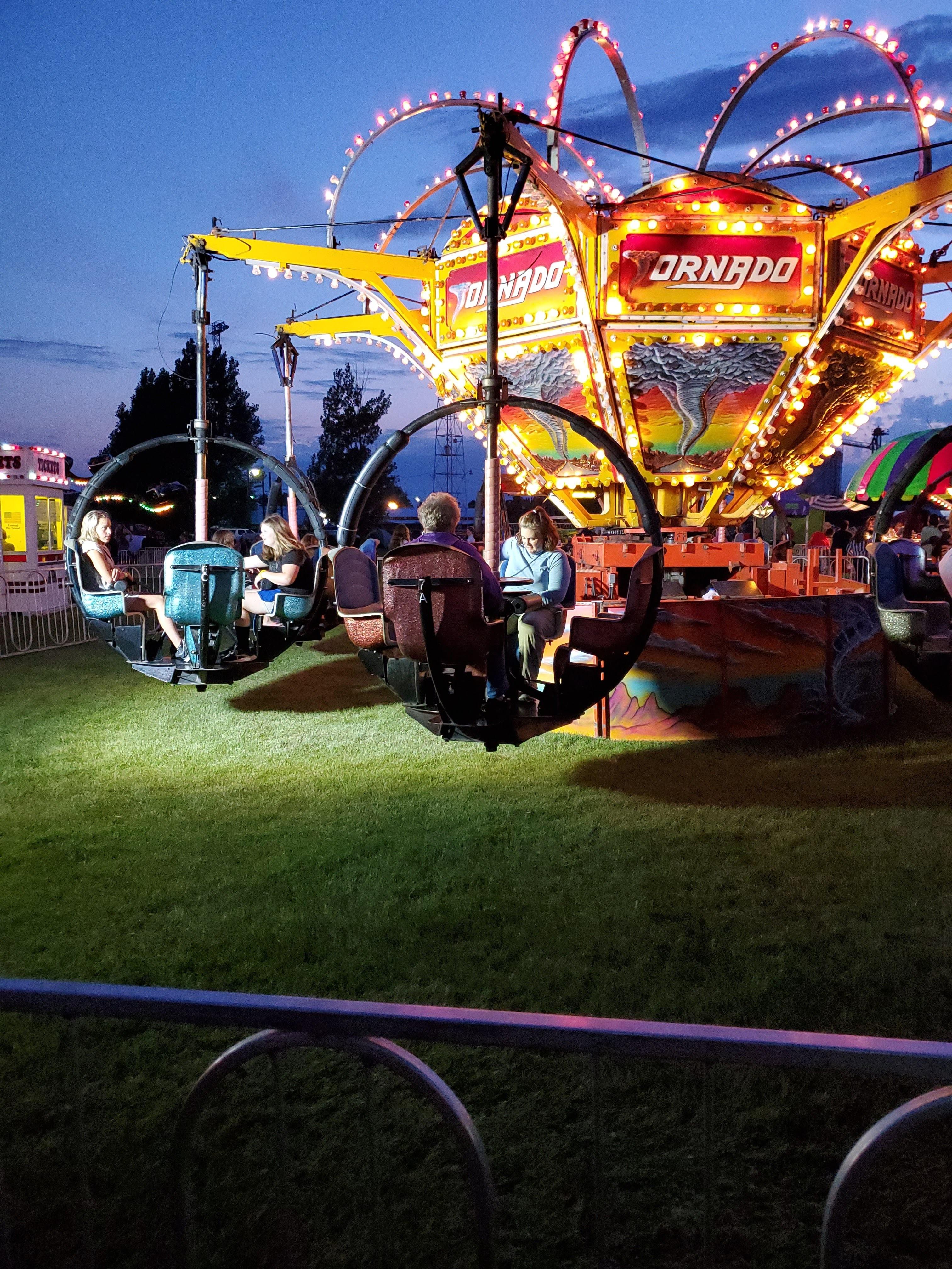 EOT County Fair Otter Tail County Fair in Minnesota