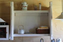 Repisa cocina