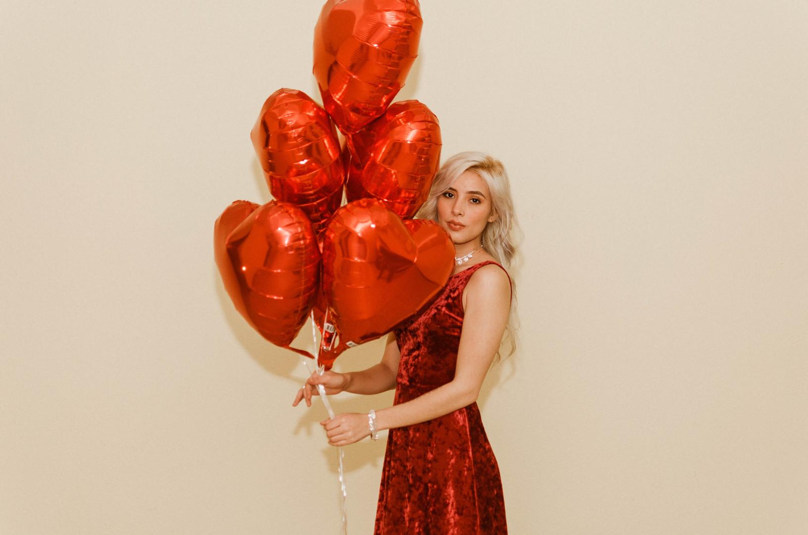 Balões para ocasiões especiais