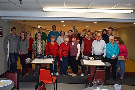 Kiwanis volunteer Erie