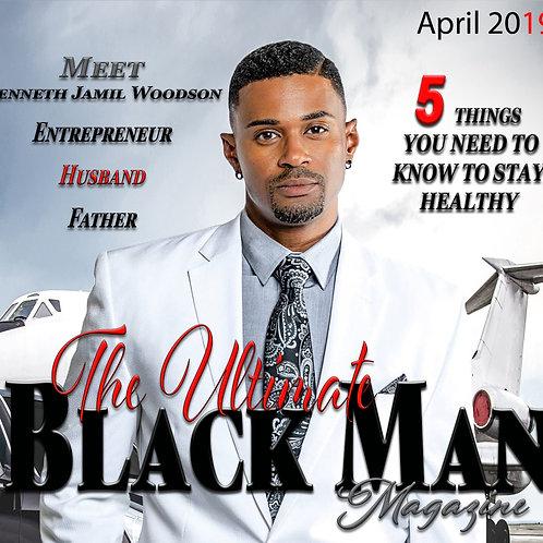 The Ubmm April 2019 Feature - Kenneth J. Woodson