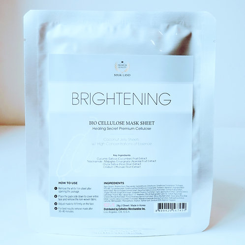 Brightening Mask Sheet