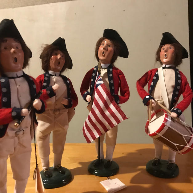 Byers Carolers-patriotic themes