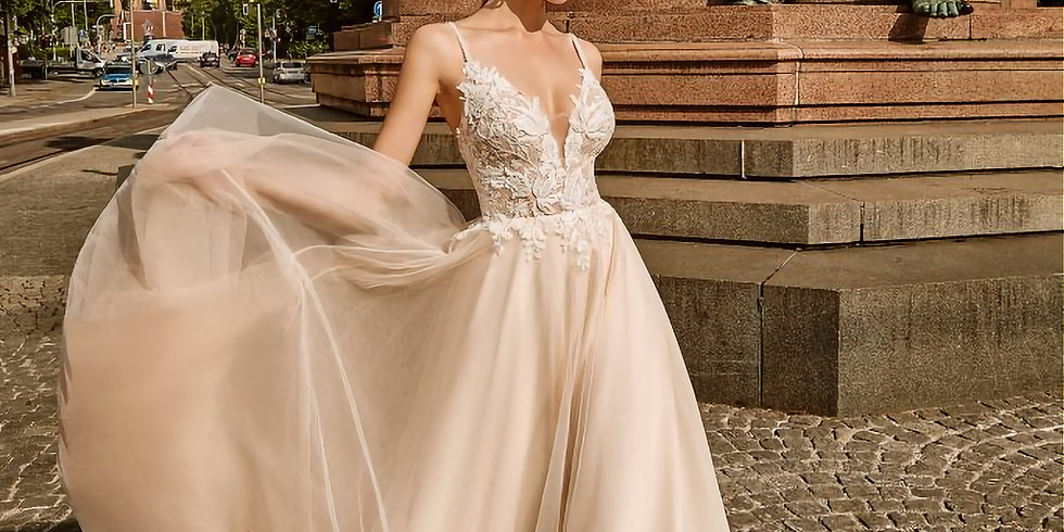 J. Cheree Bridal Video Trunk Show Preview