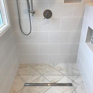 Haymarket ADA Bathroom Remodel