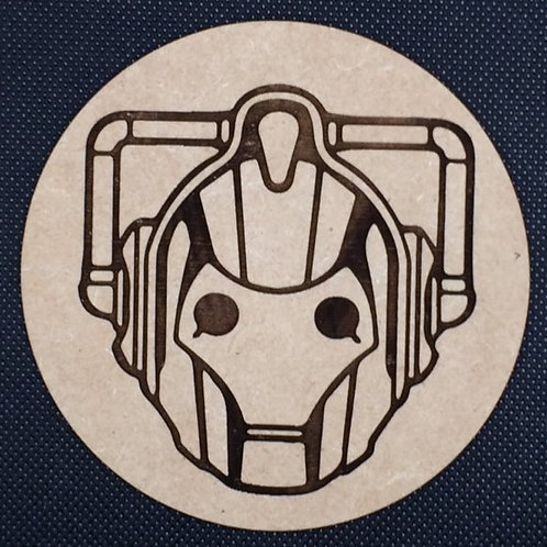 Dr Who Robot