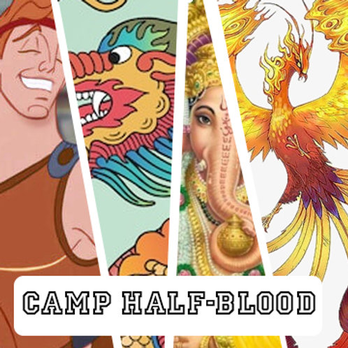 Camp Half-Blood                   June 7th – 11th