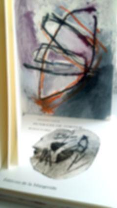 michaël Glück robert lobet livre d'artiste