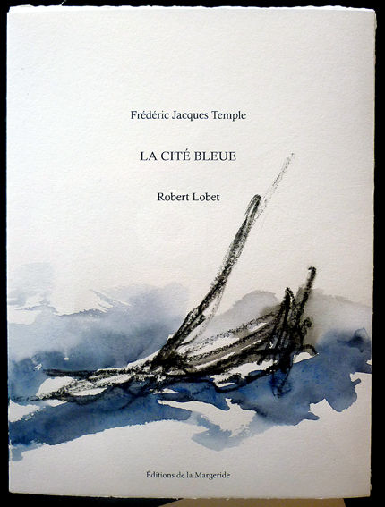 édition livre d'artiste rober Lobet