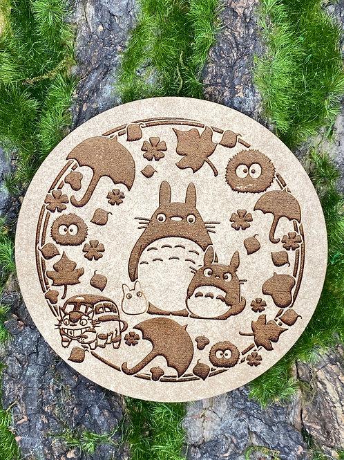 Totoro Ring Design