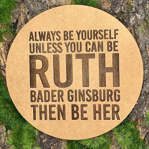BE RUTH