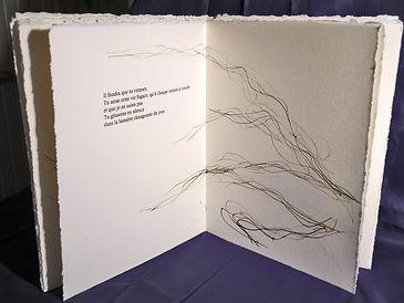 Corinne hoex Robert Lobet édition livres d'artiste