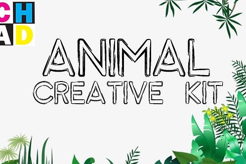 Animal Creative Kit