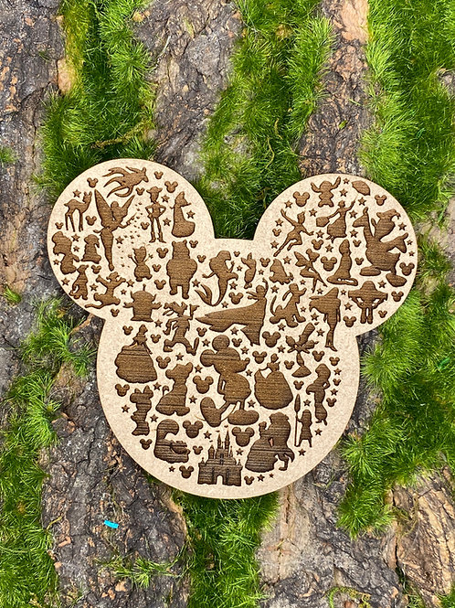 Disney inpired Mickey #2