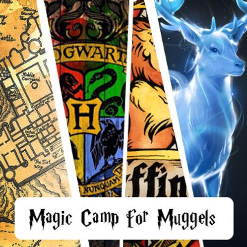 Magic Camp for Muggels                  June 14th- 18th
