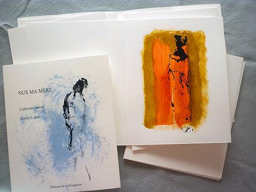 catherine jarrett robert lobet livre d'artiste