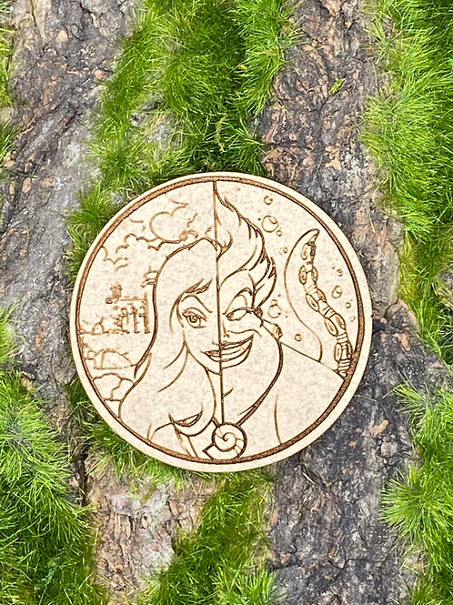 Ariel | Ursula Coin