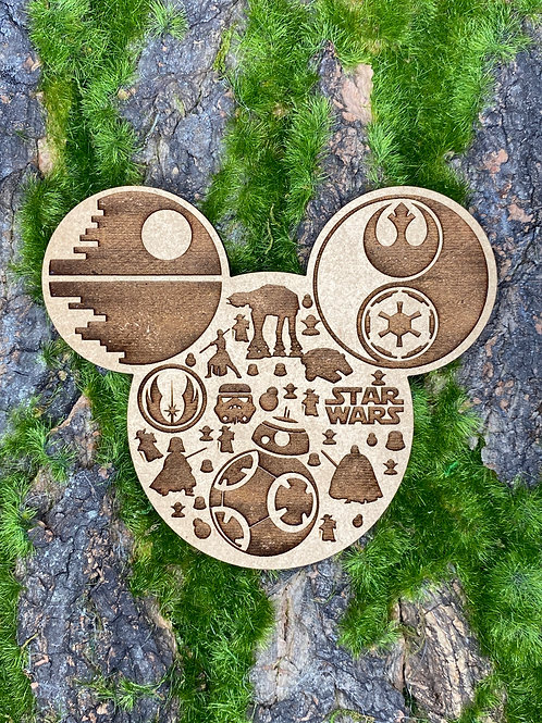 Disney Star Wars Mickey