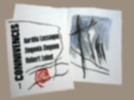 connivences robert lobet livre d'artiste