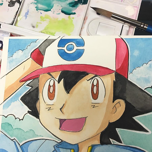 Pokemon, Pokeballs & Pokedex January 9 -February 27 Saturday 9:00am    Ages 7-12