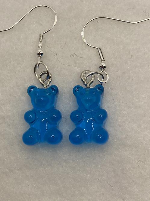 Gummy Bears- clear resin