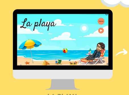 La playa- wakacyjna gra on-line