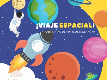 VIDEO i karty pracy: Pan Alvaro i Rufino: ¡VIAJE ESPACIAL!
