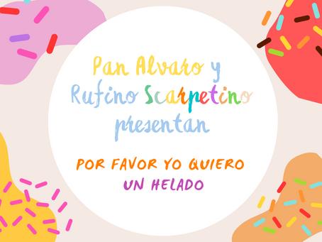 VIDEO i karty pracy: Pan Alvaro i Rufino: POR FAVOR YO QUIERO UN HELADO