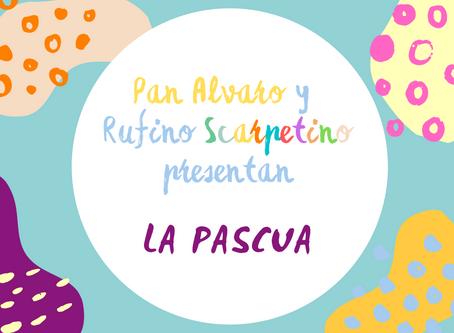 VIDEO i karty pracy: Pan Alvaro i Rufino: WIELKANOC
