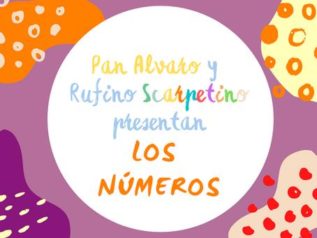 VIDEO: Pan Alvaro i Rufino- NUMERY