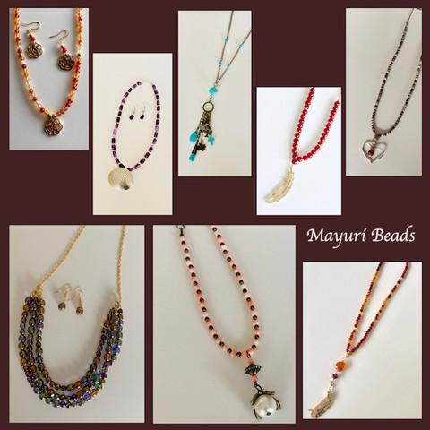 Mayuri's Beads