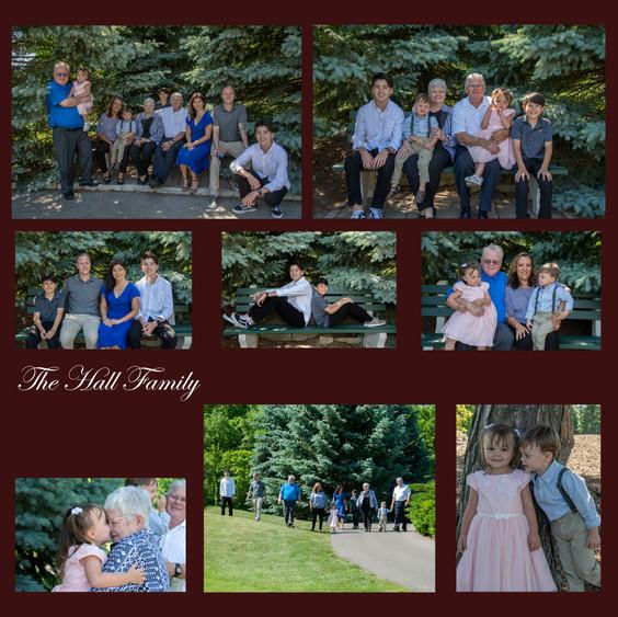 Doug Hall Family