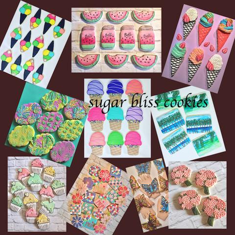 sugar bliss cookies
