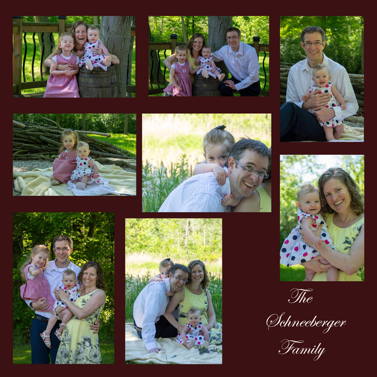 The Schneeberger Family