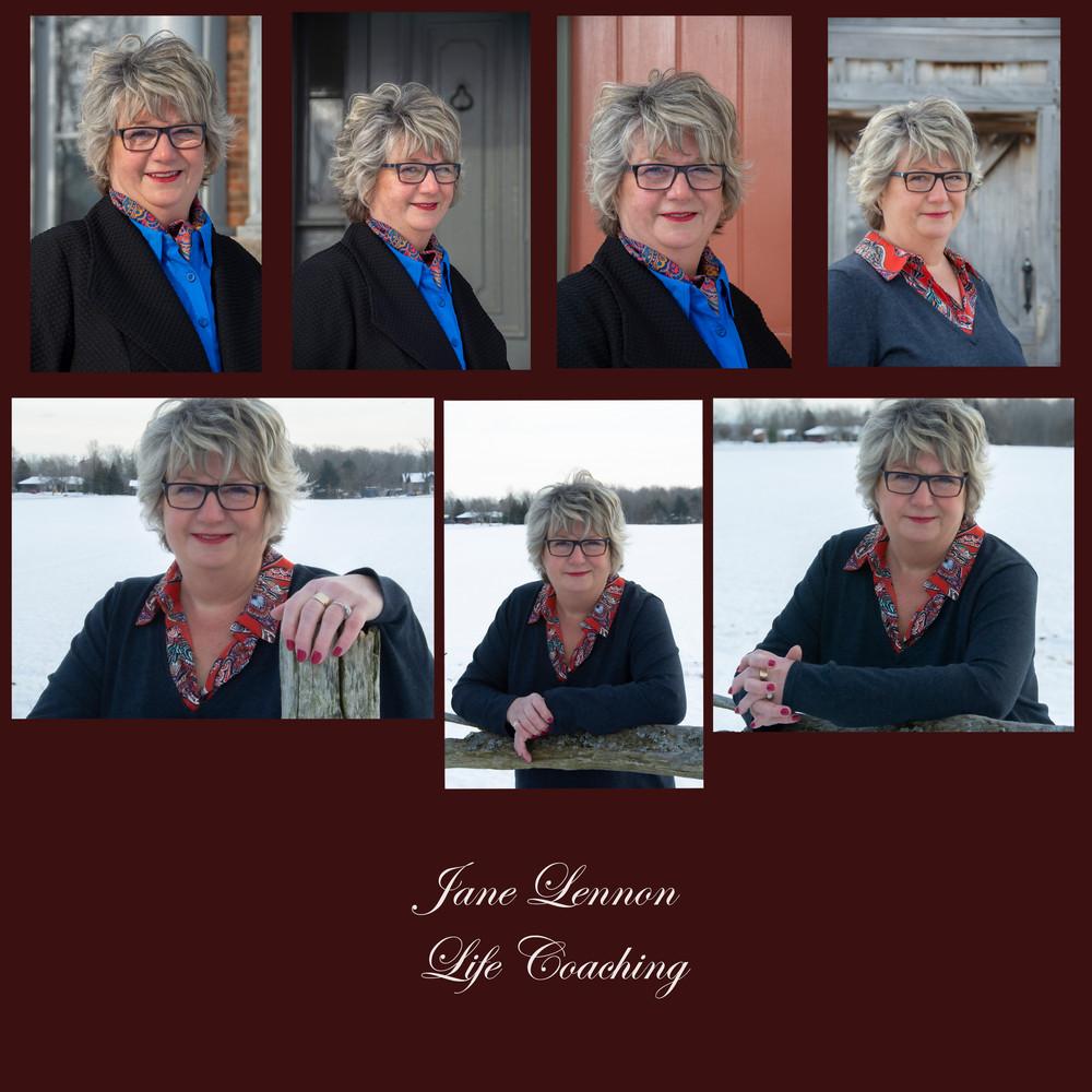 Jane Lennon -Life Coach