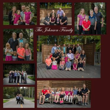 Johnson's Family
