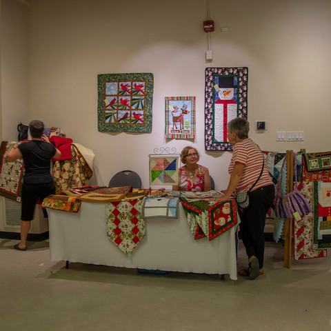 27. Quilting by Bev