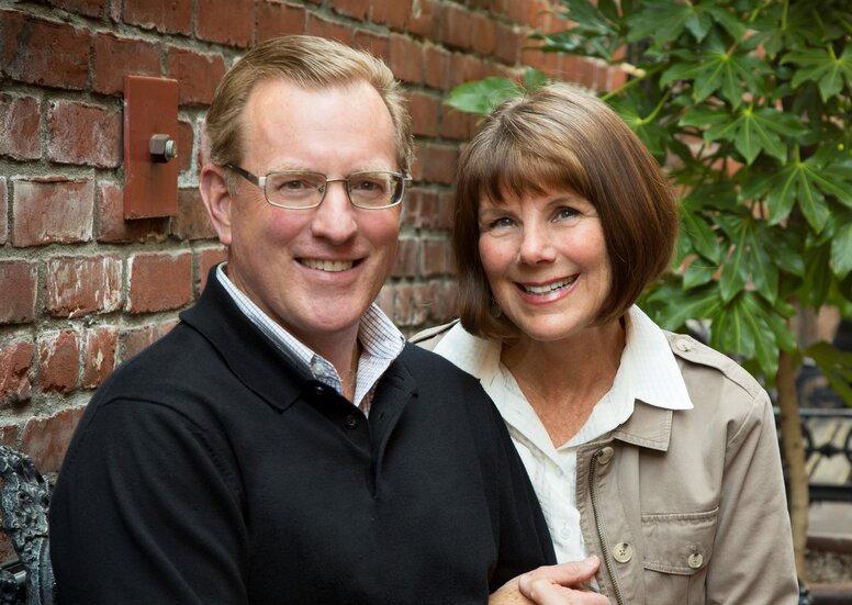 Harry & Audrey Brown