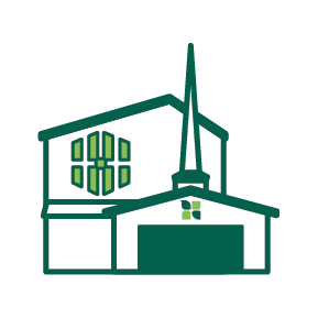 East Campus Church Building Icon