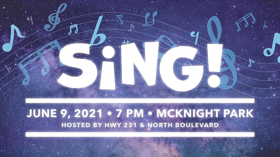 SING! Worship Night