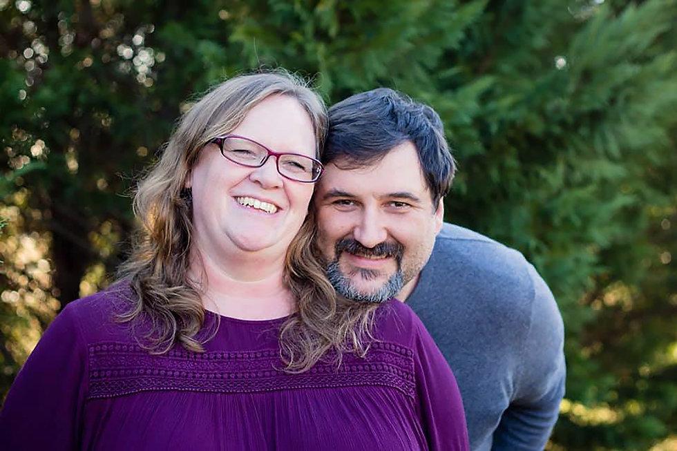 Aaron and Marisa Bailey