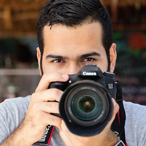 Curso híbrido ROS - Descubriendo la Fotografía