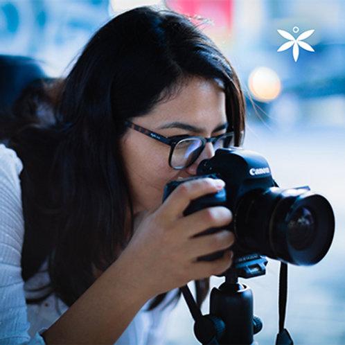 Curso híbrido ROS - ¿Qué Cámara Fotográfica elegir y cómo usarla?