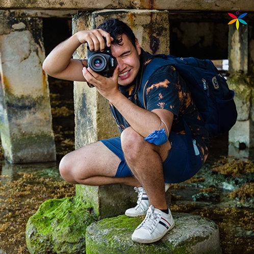 Descubriendo la Fotografía - Curso híbrido ROS