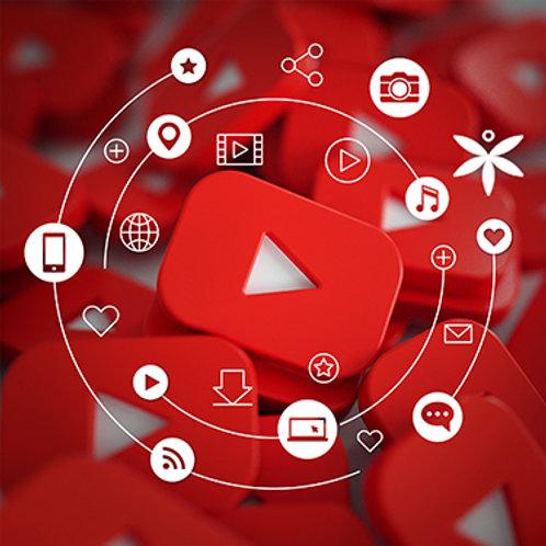 Curso - Taller ROS - Cómo estructurar tu canal en Youtube de forma consistente.