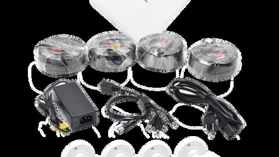 Kit 4 Cámaras 1080p CCTV
