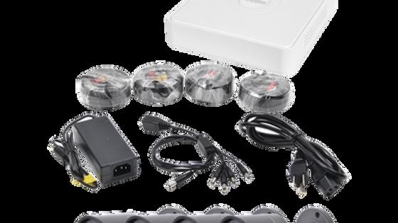 Kit 4 Cámaras 720p CCTV